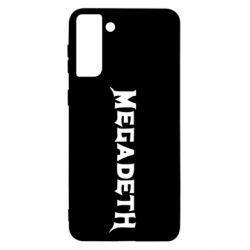 Чохол для Samsung S21+ Megadeth