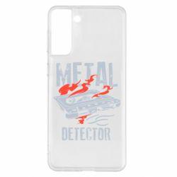 Чохол для Samsung S21+ Metal detector