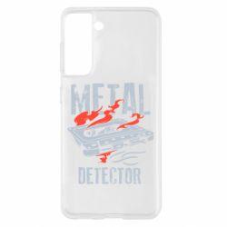 Чохол для Samsung S21 Metal detector