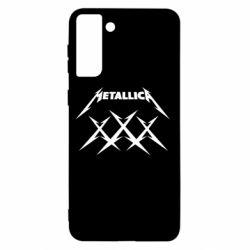 Чохол для Samsung S21+ Metallica XXX