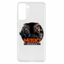 Чехол для Samsung S21+ Metro: Redux