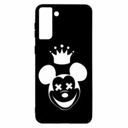 Чехол для Samsung S21+ Mickey Mouse Swag
