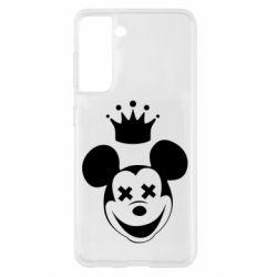 Чехол для Samsung S21 Mickey Mouse Swag
