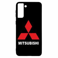 Чохол для Samsung S21+ MITSUBISHI