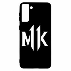 Чохол для Samsung S21+ Mk 11 logo