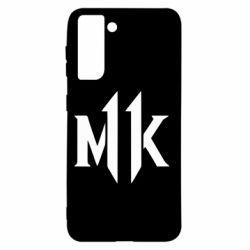 Чохол для Samsung S21 Mk 11 logo