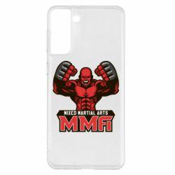 Чохол для Samsung S21+ MMA Fighter 2