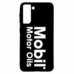 Чохол для Samsung S21 Mobil Motor Oils
