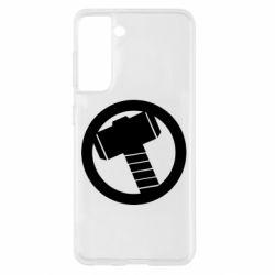 Чехол для Samsung S21 Молот Тора