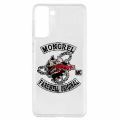 Чохол для Samsung S21+ Mongrel MC