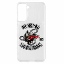 Чохол для Samsung S21 Mongrel MC
