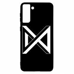 Чохол для Samsung S21+ Monsta x simbol