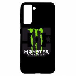 Чохол для Samsung S21 Monster Energy DC