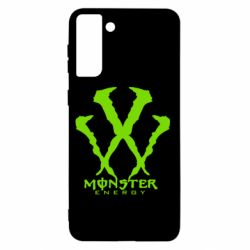 Чохол для Samsung S21+ Monster Energy W
