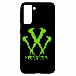 Чохол для Samsung S21 Monster Energy W
