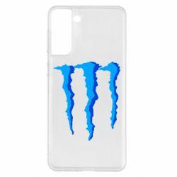 Чохол для Samsung S21+ Monster Stripes