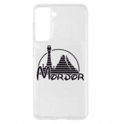 Чохол для Samsung S21 Mordor (Володар Кілець)