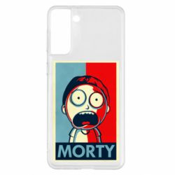 Чохол для Samsung S21+ Morti