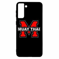 Чохол для Samsung S21+ Muay Thai Big M