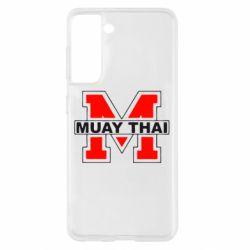 Чохол для Samsung S21 Muay Thai Big M