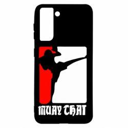 Чохол для Samsung S21 Muay Thai Champion