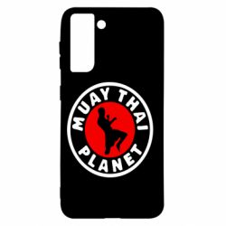 Чохол для Samsung S21 Muay Thai Planet