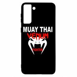 Чохол для Samsung S21+ Muay Thai Venum Боєць