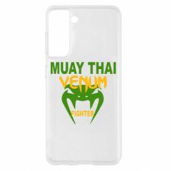 Чохол для Samsung S21 Muay Thai Venum Боєць