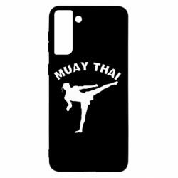 Чохол для Samsung S21+ Muay Thai