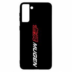 Чохол для Samsung S21+ Mugen Logo
