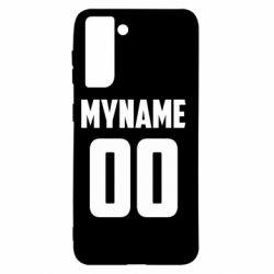 Чохол для Samsung S21 My name American