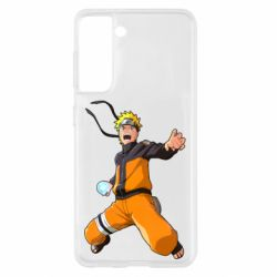 Чохол для Samsung S21 Naruto rasengan