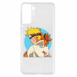 Чохол для Samsung S21+ Naruto Uzumaki Hokage