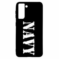 Чохол для Samsung S21 NAVY