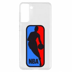 Чохол для Samsung S21+ NBA