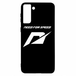 Чехол для Samsung S21+ Need For Speed Logo