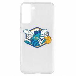 Чохол для Samsung S21+ New Orleans Hornets Logo