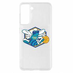 Чохол для Samsung S21 New Orleans Hornets Logo
