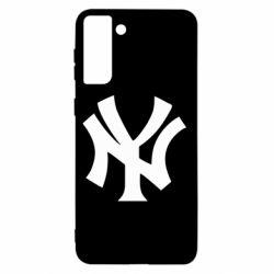 Чохол для Samsung S21+ New York yankees