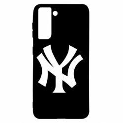 Чохол для Samsung S21 New York yankees