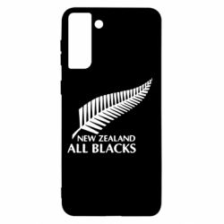 Чохол для Samsung S21+ new zealand all blacks