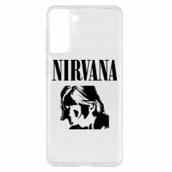Чохол для Samsung S21+ Nirvana