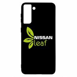 Чехол для Samsung S21+ Nissa Leaf