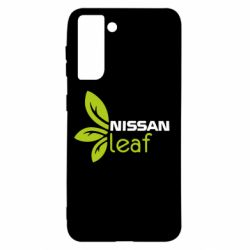 Чехол для Samsung S21 Nissa Leaf