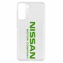 Чохол для Samsung S21+ Nissan Motor Company