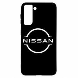 Чехол для Samsung S21 Nissan new logo