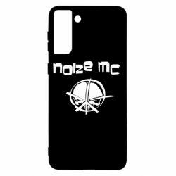 Чохол для Samsung S21+ Noize MC Logo