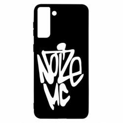 Чохол для Samsung S21+ Noize MC