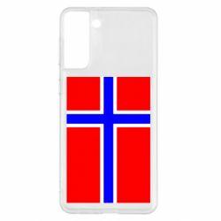 Чохол для Samsung S21+ Норвегія