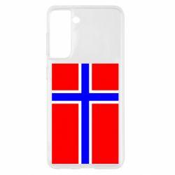 Чохол для Samsung S21 Норвегія